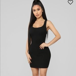 Fashion nova mini dress
